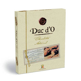 Duc d`O Milk Chocolate Truffles 200g