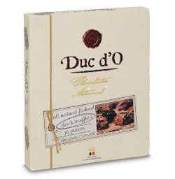 Duc d`O Dark Chocolate Truffles 200g