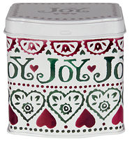 Emma Bridgwater Joy Tea Caddy