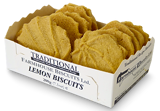 Farmhouse Lemon Biscuits 200G