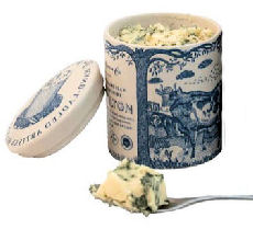 Fine Cheese Company Blue Stilton Jar 200g