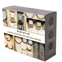 Fine Cheese Company Neutral Crackers for Cheese 450g
