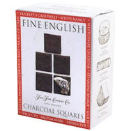 Fine English Charcoal Squares 100g