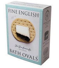 Fine Cheese Bath Ovals 100g