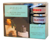 Fine Cheese Company Crackers and Fruits Giftbox