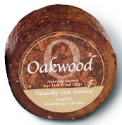 Ford Farm Oakwood Smoked Cheddar 200g