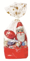 Riegelein Milk Chocolate Christmas Giftbag 400g