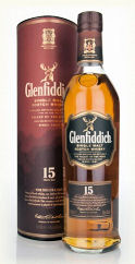 Glenfiddich 15 Year Solera 70cl 40%