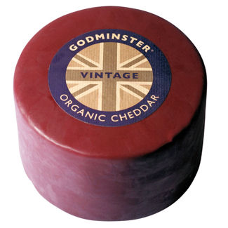 Godminster Cheddar 2kg Whole Truckle
