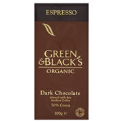 Green & Blacks Expresso 100g