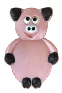 Chocolate Miss Pink Piggy 30g