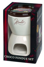 Hamlet Chocolate Fondue Set 250g
