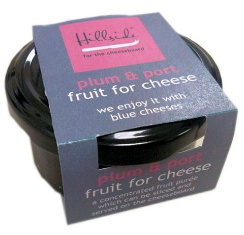 Hillside Plum & Port Fruit for Cheese 70g