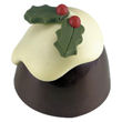 James Christmas Pudding Truffle 1pc