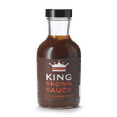 Jamie Oliver JME King Brown Sauce 310g