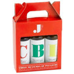 Jamie Oliver Jme Three Measures of Pleasure Giftbox 3 X 100ML
