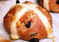 Luxury Hot Cross Bun