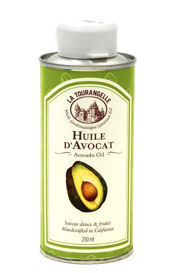 La Tourangelle Avocado Oil Huile d`Avocat 250ml