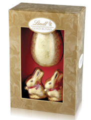 Lindt Gold Luxury Easter Egg 260g