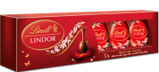 Lindt Lindor Eggs 90g 5pc