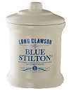 Long Clawson Blue Stilton Jar 100g Case of 6