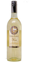 Lyme Bay Elderflower Wine 75cl 11%