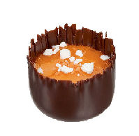 Mallow d`Amour Marshmallow Orange Cup 100g