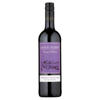Marcel Hubert Vineyard Collection Cabernet Sauvignon 75cl