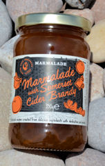 Ottervale Marmalade with Somerset Cider Brandy 350g