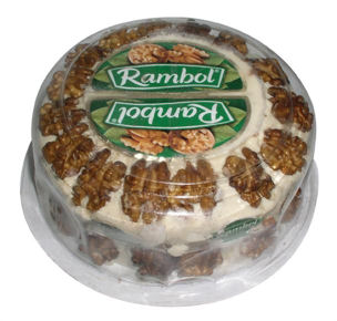 Rambol Walnut Cheese Decorated
