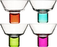 Sagaform Martini Glasses 4Pc set