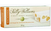 Sally Williams Macadamia Nougat 50g