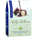 Sally Williams Milk Chocolate Nougat 150g