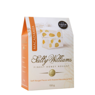 Sally Williams Macadamia Nougat 150g