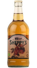 Sheppys Organic Cider 50cl 7%