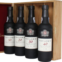 Taylors Century of Ports 4 x  37.5cl
