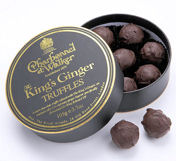 Charbonnel Walker Kings Ginger Truffles 114g