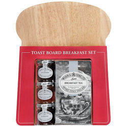 Tiptree Toast Board Breakfast Set