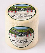 Yorkshire Wensleydale Cheese Cloth Bound Truckle