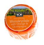 Wensleydale With Orange And Champagne 200g
