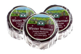 Wensleydale Winter Warmer Truckle 200g