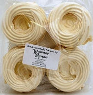 West Country Meringues Nests 4 pc