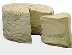 White Nancy Goats Cheese 500g