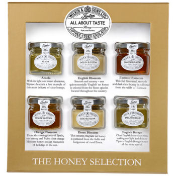 Wilkin & Sons The Honey Selection 28g x 6