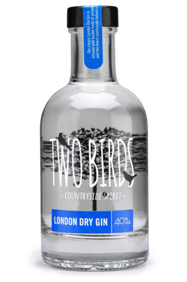 Two Birds London Dry Gin 20cl 40%