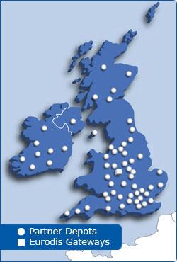 UKmail depot guide