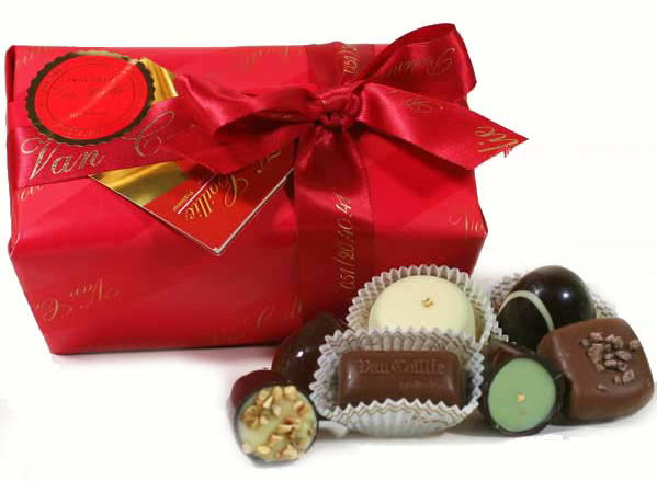 Van Coillie Belgium Chocolates 125g