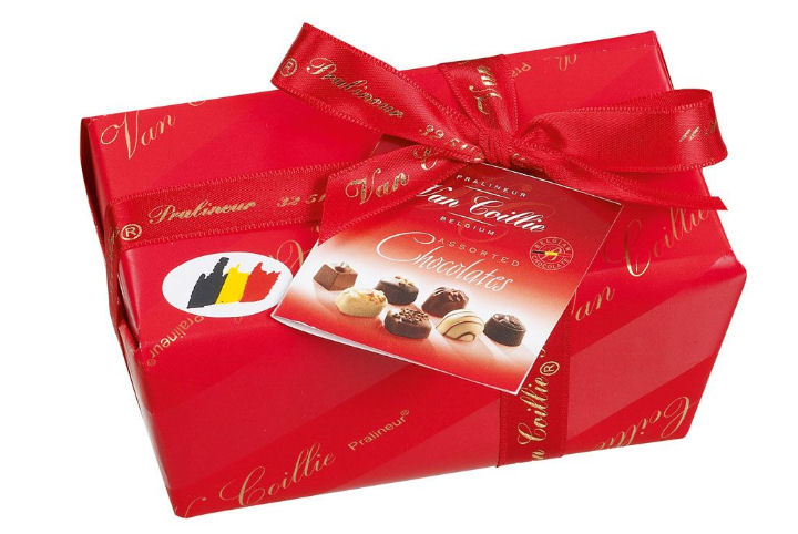 Van Coillie Belgium Chocolates 250g