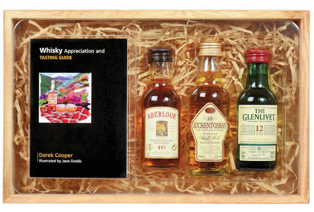 Vintage Marque Malt Whiskies And Guide
