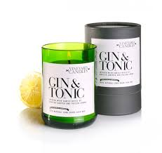 Vineyard Candles Gin & Tonic Candle